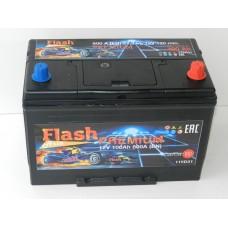 Автомобильный аккумулятор Flash Premium 100 А/ч
