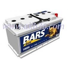 Автомобильный аккумулятор Bars 100 А/ч
