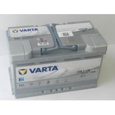Автомобильный аккумулятор VARTA Silver Dynamic AGM 80 Ah
