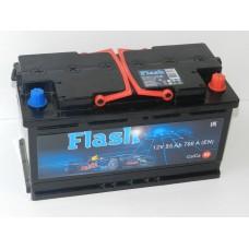 Автомобильный аккумулятор FLASH 95 А/ч