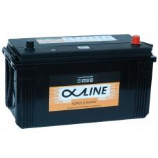 Автомобильный  аккумулятор AlphaLINE SD 110 А/ч обр/п. (115E41L)
