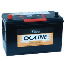 Автомобильный  аккумулятор AlphaLINE 115 А/ч п/п. (125D33R)