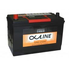 Автомобильный  аккумулятор AlphaLINE SD 100 А/ч п/п. (115D31R)