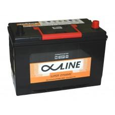Автомобильный  аккумулятор AlphaLINE SD 100 А/ч обр/п. (115D31L)