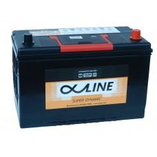 Автомобильный  аккумулятор AlphaLINE 115 А/ч обр/п. (125D33L)