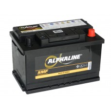 Автомобильный  аккумулятор AlphaLINE Standart 71 А/ч обр/п. (57113)