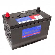 Автомобильный аккумулятор American 115D31L 100 А/ч