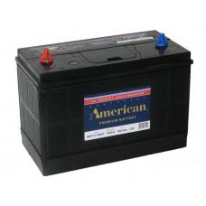 Автомобильный аккумулятор American 31-1000  140 А/ч