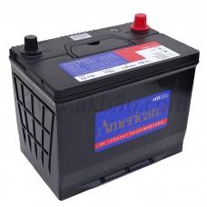 Автомобильный аккумулятор  American  34770  90 А/ч