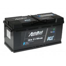 Автомобильный аккумулятор AUTOPART Galaxy Plus 110 А/ч обр/п