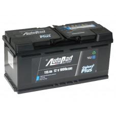 Автомобильный аккумулятор AUTOPART Galaxy Plus 115 А/ч обр/п