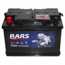 Автомобильный аккумулятор Bars 75 А/ч