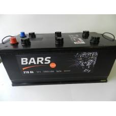 Автомобильный аккумулятор Bars 210 А/ч(Казахстан)