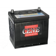Автомобильный  аккумулятор CENE (Delkor) 80D23L(R)