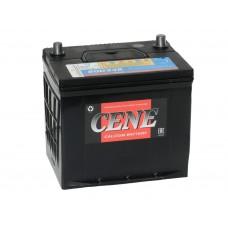 Автомобильный  аккумулятор CENE (Delkor) 80D23R