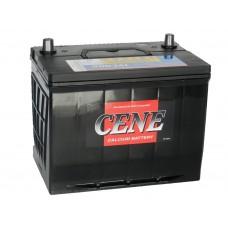 Автомобильный  аккумулятор CENE (Delkor) 90D26L(R)