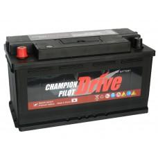 Автомобильный аккумулятор CHAMPION PILOT Drive 100 А/ч п/п