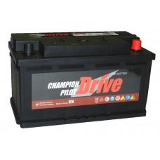 Автомобильный аккумулятор CHAMPION PILOT Drive 90 А/ч обр/п (59042E)
