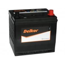 Автомобильный аккумулятор DELKOR 26R-550