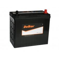 Автомобильный аккумулятор DELKOR 55 А/ч обр/п