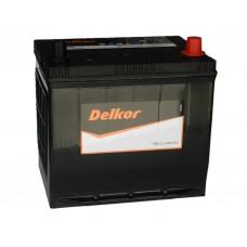 Автомобильный аккумулятор DELKOR 65 А/ч обр/п