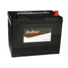Автомобильный аккумулятор DELKOR 75 А/ч обр/п
