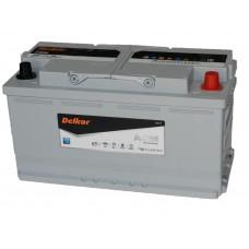 Автомобильный аккумулятор DELKOR AGM LN5 95 А/ч обр/п