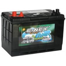 Автомобильный аккумулятор E-NEX (Deep Cycle) 90 А/ч