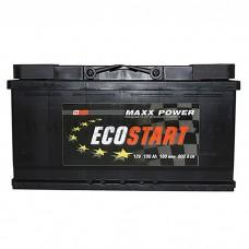 Автомобильный аккумулятор ECOSTART 100 А/ч