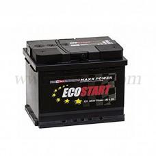 Автомобильный аккумулятор ECOSTART 60 А/ч