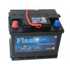 Автомобильный аккумулятор FLASH 60 А/ч(Казахстан)