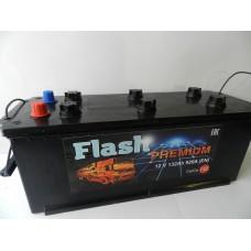 Автомобильный аккумулятор FLASH PREMIUM 132 А/ч