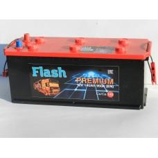 Автомобильный аккумулятор FLASH PREMIUM 140 А/ч (г. Елабуга)