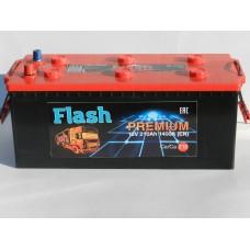 Автомобильный аккумулятор FLASH PREMIUM 210 А/ч  (г. Елабуга)