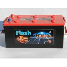 Автомобильный аккумулятор FLASH PREMIUM 225 А/ч  (г. Елабуга)