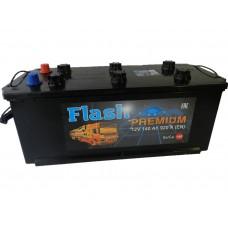 Автомобильный аккумулятор FLASH PREMIUM 140 А/ч(Казахстан)