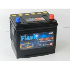 Автомобильный аккумулятор FLASH 65 А/ч Азия(Казахстан)
