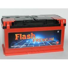 Автомобильный аккумулятор FLASH PREMIUM 100 А/ч (г. Елабуга)