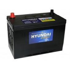 Автомобильный  аккумулятор HYUNDAI 105 А/ч обр/п. (125D31L)