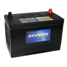 Автомобильный  аккумулятор HYUNDAI 105 А/ч п/п. (125D31R)