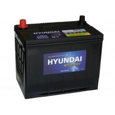 Автомобильный аккумулятор HYUNDAI 80 А/ч обр/п. 90D26L