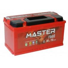 Автомобильный аккумулятор MASTER ROAD 100 А/ч