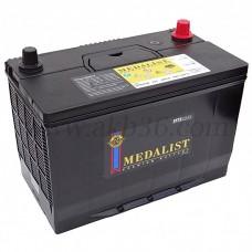 Автомобильный аккумулятор MEDALIST 100 А/ч