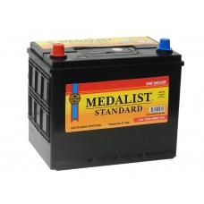 Автомобильный аккумулятор MEDALIST Standart 70 А/ч