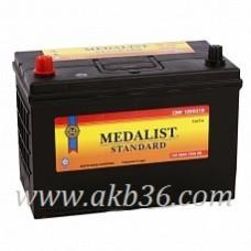 Автомобильный аккумулятор MEDALIST Standart  100 А/ч