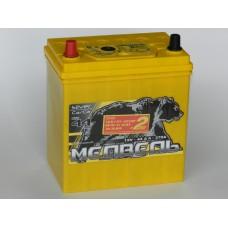 Автомобильный аккумулятор Тюмень Медведь 44 А/ч