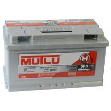 Автомобильный аккумулятор MUTLU 80 А/ч(низкий)