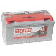 Автомобильный аккумулятор MUTLU 95 А/ч низкий