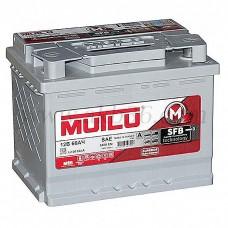 Автомобильный аккумулятор MUTLU SILVER 60 А/ч(низкий)
