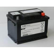 Автомобильный аккумулятор OPEL 60 А/ч(низкий)